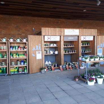 Waitrose Exterior Retail Pods