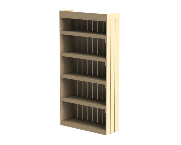 2200 Regular Wall Unit