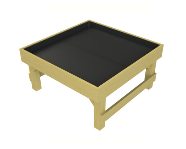 Square Flood Table