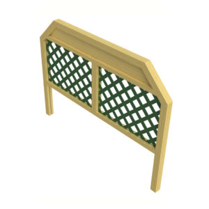 Splayed Classic Trellis