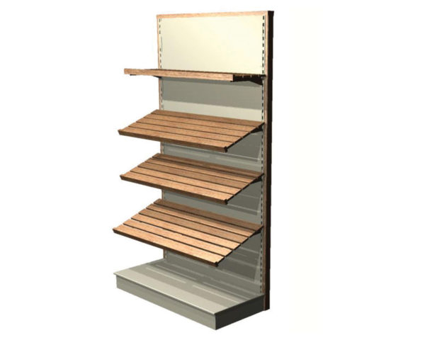 Universal Wall Unit Display