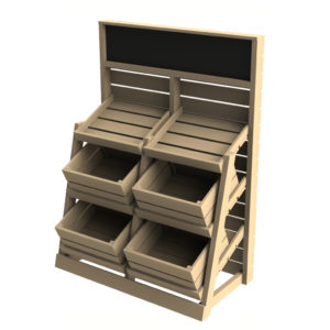 Deli Display Unit
