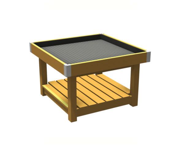 600 Houseplant Table