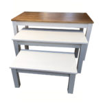 Painted Nesting Tables
