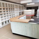 Farmborough Community Shop Fit Out