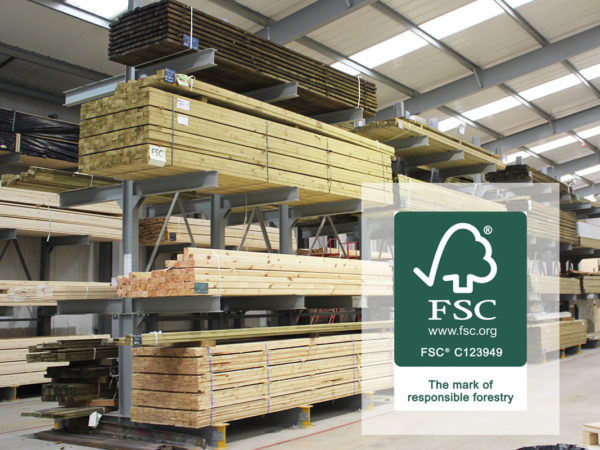 Timber Racking and Storage
