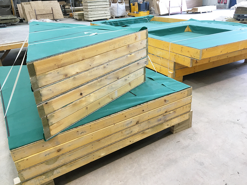 Timber Panel Manufacture to Specification