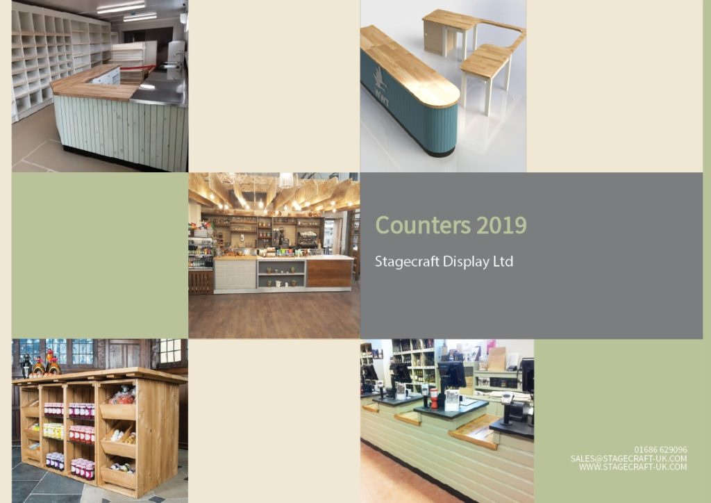 Retail counters