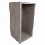 Melamine Display Crate
