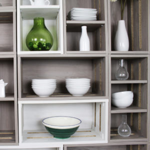 Melamine Displays