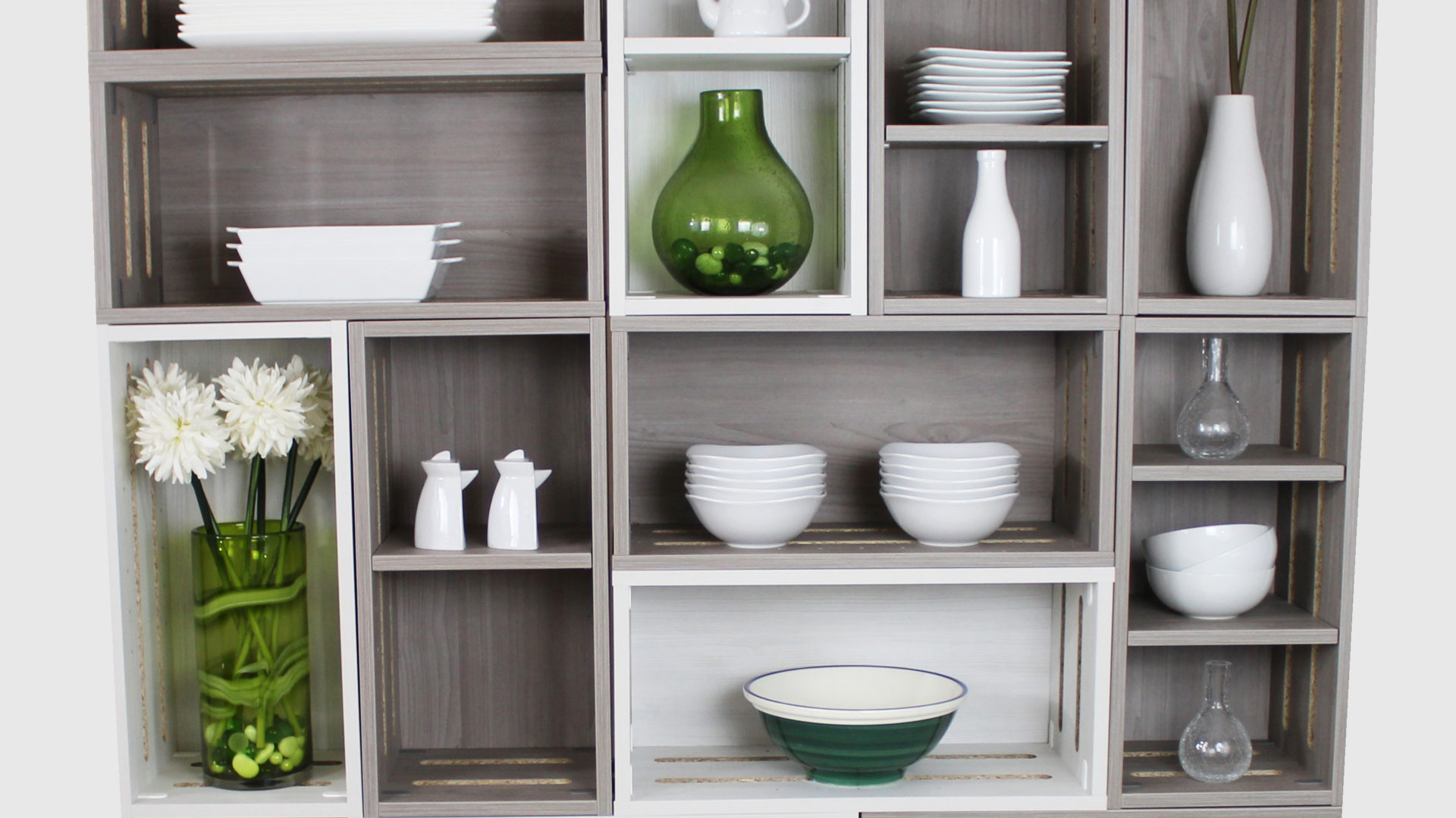 melamine retail display