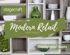 Modern Retail Portfolio by Stagecraft Display