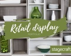 Retail Display By Stagecraft