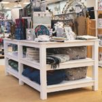 THREE TIER DISPLAY TABLE MFC TOP (5)